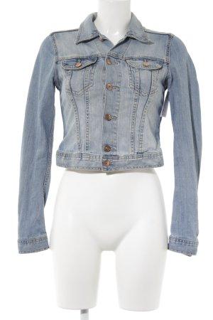 H&M Jeansjacke himmelblau Casual-Look