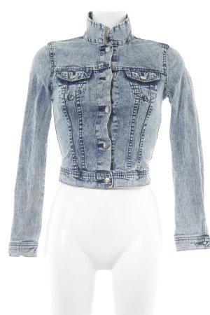 H&M Jeansjacke himmelblau Jeans-Optik