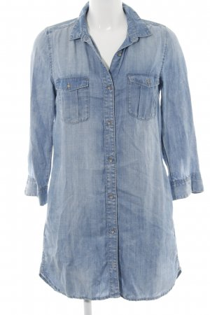 H&M Denim Dress blue casual look