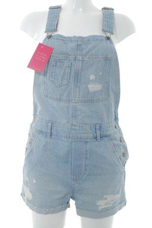 H&M Jeanskleid blassblau Casual-Look