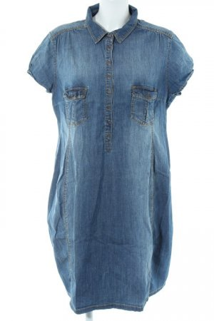 H&M Jeanskleid blau Casual-Look