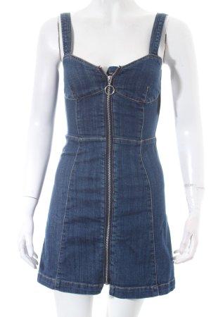 H&M Jeanskleid dunkelblau Casual-Look