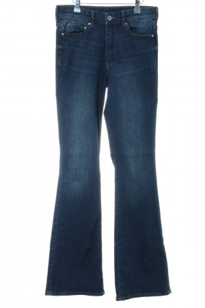 H&M Denim Flares blue casual look