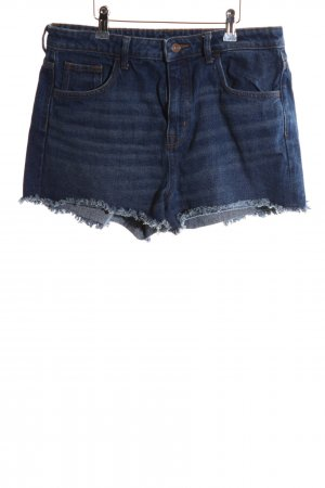 H&M Denim Shorts blue casual look
