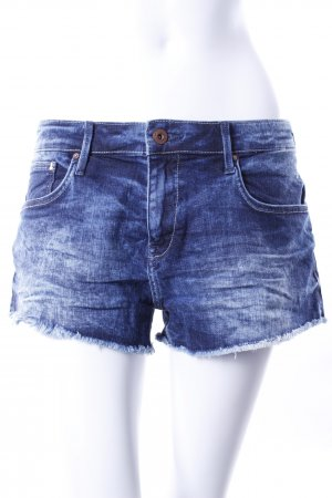 H&M Jeansshorts dunkelblau