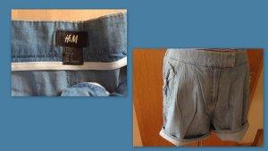 H&M Jeansshorts in Größe 38