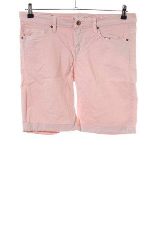 H&M Pantaloncino di jeans rosa stile casual