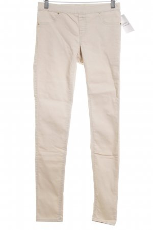 H&M Jeggings creme Casual-Look