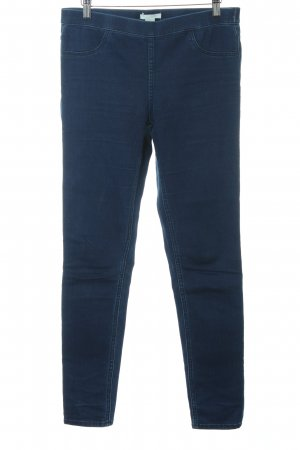 H&M Jeggings dunkelblau Casual-Look