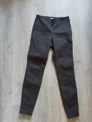 H&M Jeggings Leggings Treggings Grau M Highwaist
