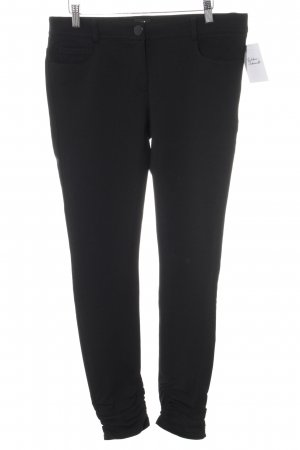 H&M Jeggings negro look casual