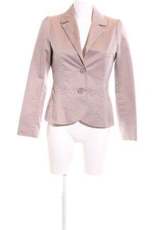 H&M Jersey Blazer nude estilo «business»