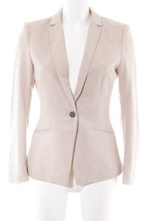 H&M Jerseyblazer altrosa meliert Business-Look