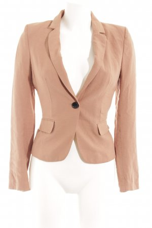H&M Jerseyblazer apricot Business-Look