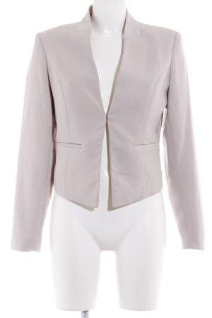 H&M Jerseyblazer beige Business-Look
