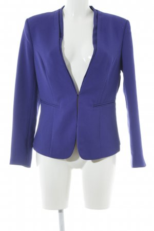 H&M Jersey Blazer azul elegante