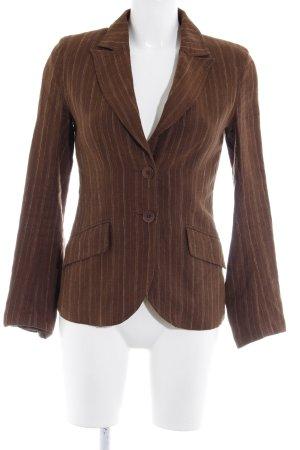 H&M Jerseyblazer braun-nude Business-Look