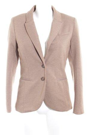 H&M Blazer en jersey chameau style d'affaires