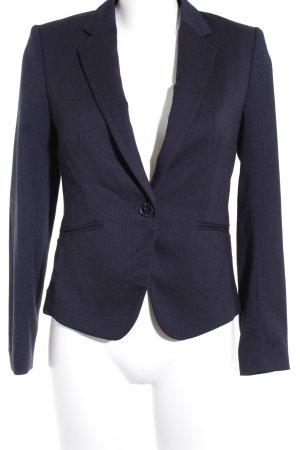 H&M Jerseyblazer dunkelblau Business-Look