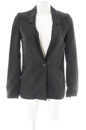 H&M Jerseyblazer dunkelblau Casual-Look