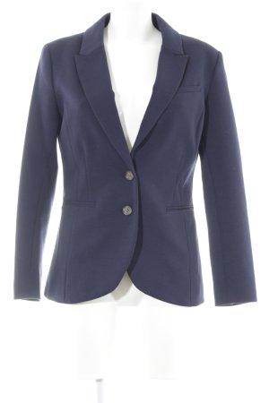 H&M Jerseyblazer dunkelblau Elegant