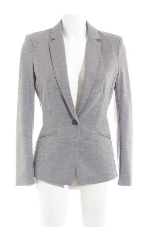 H&M Jersey Blazer gris estilo «business»