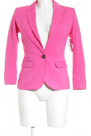 H&M Jerseyblazer pink Business-Look