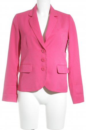 H&M Jerseyblazer pink-magenta Business-Look