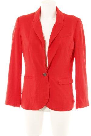 H&M Jerseyblazer rot Casual-Look