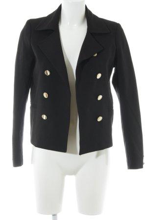 H&M Jersey Blazer negro estilo «business»
