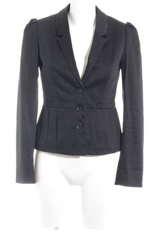 H&M Jerseyblazer schwarz Casual-Look