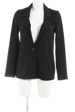 H&M Jersey Blazer black casual look