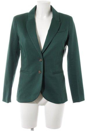 H&M Jerseyblazer waldgrün Casual-Look