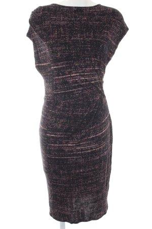 H&M Jerseykleid abstraktes Muster Casual-Look