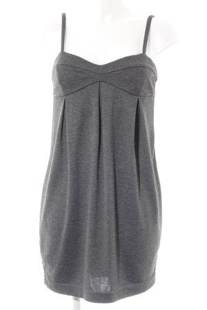 H&M Jerseykleid dunkelgrau Casual-Look