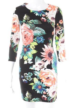 H&M Jerseykleid florales Muster