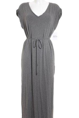 H&M Jerseykleid grau Casual-Look