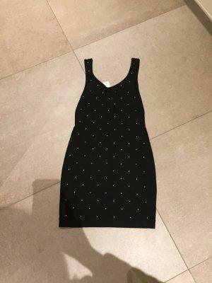 H&M Jerseykleid mit Applikationen