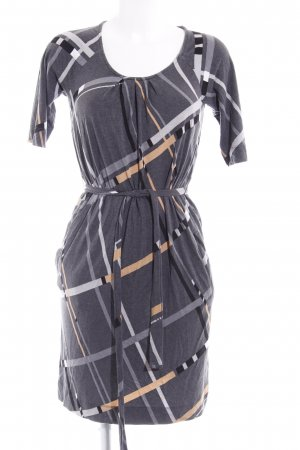 H&M Jersey Dress mixed pattern casual look