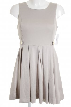 H&M Jerseykleid nude Romantik-Look