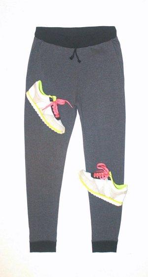 H&M Jogger Gr. 38/40 Jogginghose Sporthose Haremhose