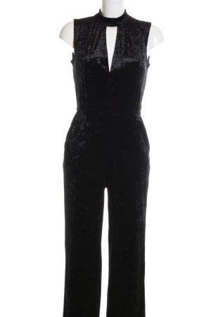 H&M Jumpsuit schwarz Elegant