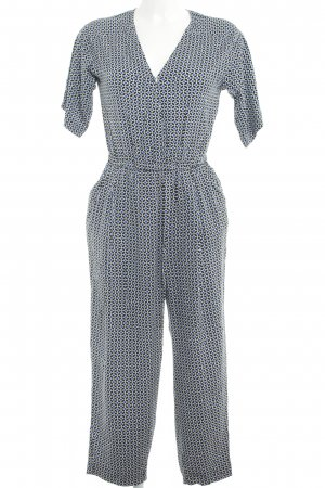 H&M Jumpsuit abstraktes Muster Casual-Look
