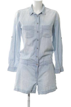 H&M Jumpsuit blau Casual-Look