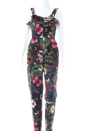H&M Combinaison motif de fleur style décontracté