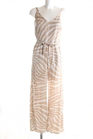 H&M Jumpsuit nude-weiß Casual-Look
