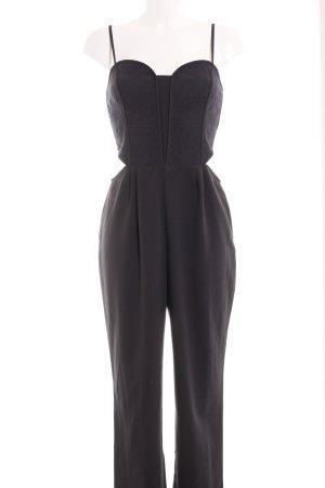 H&M Jumpsuit dunkelblau Elegant