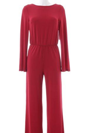 H&M Jumpsuit dunkelrot Casual-Look