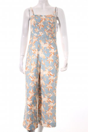 H&M Jumpsuit Mustermix Street-Fashion-Look
