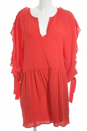 H&M Jumpsuit rot extravaganter Stil